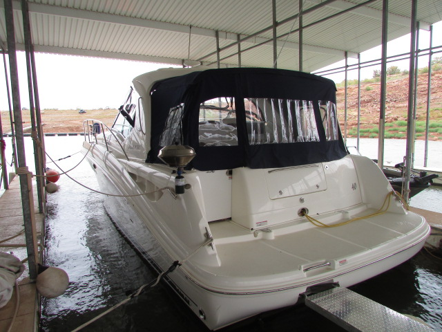 2006 Sea Ray boat for sale, model of the boat is 40 Sundancer & Image # 7 of 35