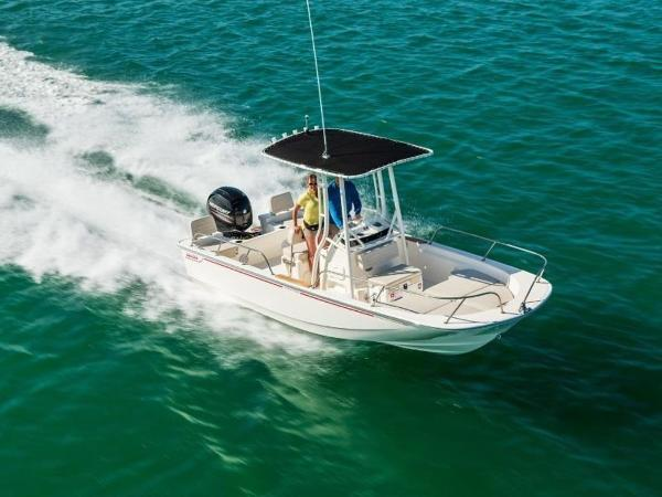 2020 Boston Whaler boat for sale, model of the boat is 190 Montauk & Image # 6 of 46