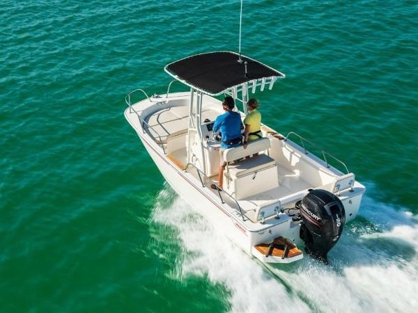 2020 Boston Whaler boat for sale, model of the boat is 190 Montauk & Image # 7 of 46