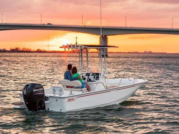 2020 Boston Whaler boat for sale, model of the boat is 190 Montauk & Image # 8 of 46