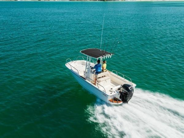 2020 Boston Whaler boat for sale, model of the boat is 190 Montauk & Image # 10 of 46