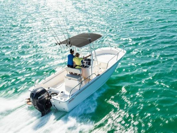 2020 Boston Whaler boat for sale, model of the boat is 190 Montauk & Image # 11 of 46