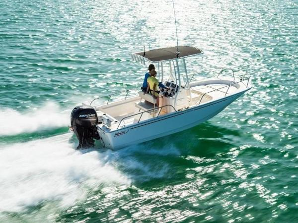 2020 Boston Whaler boat for sale, model of the boat is 190 Montauk & Image # 14 of 46