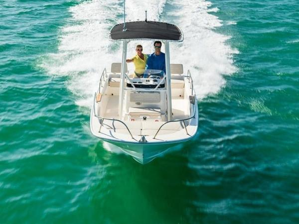 2020 Boston Whaler boat for sale, model of the boat is 190 Montauk & Image # 16 of 46