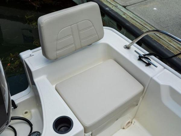 2020 Boston Whaler boat for sale, model of the boat is 190 Montauk & Image # 18 of 46