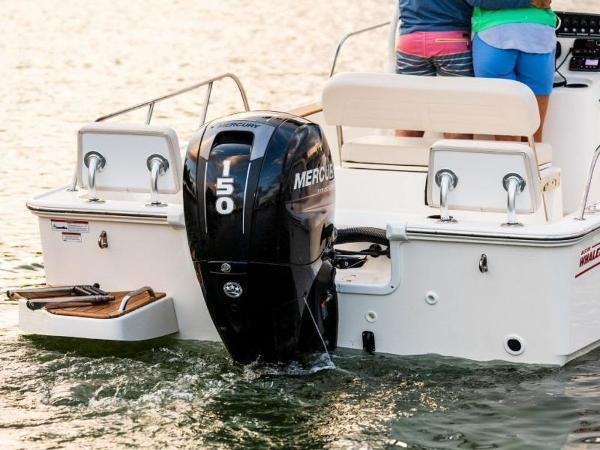 2020 Boston Whaler boat for sale, model of the boat is 190 Montauk & Image # 35 of 46