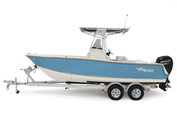 2020 Mako boat for sale, model of the boat is 214 CC & Image # 15 of 64