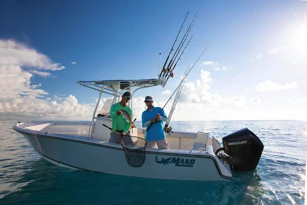 2020 Mako boat for sale, model of the boat is 214 CC & Image # 4 of 64