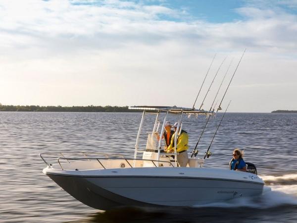 2020 Bayliner boat for sale, model of the boat is Element F21 & Image # 5 of 47