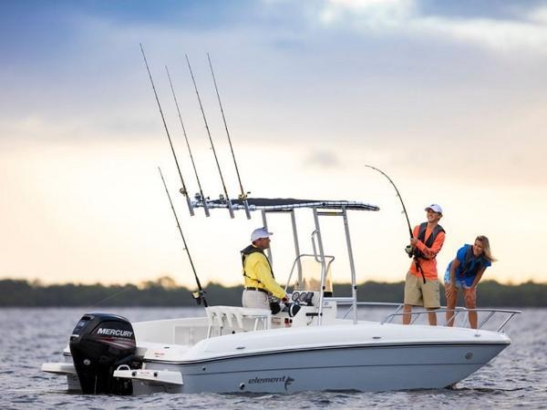 2020 Bayliner boat for sale, model of the boat is Element F21 & Image # 31 of 47