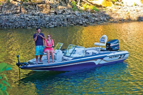 For Sale: 2013 Nitro Z-7 Sport W/ 115 Elpt Optimax And Trailer 19.42ft<br/>Pride Marine - Eganville