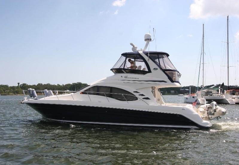42 Sea Ray At Eez 2004 Pensacola Denison Yacht Sales