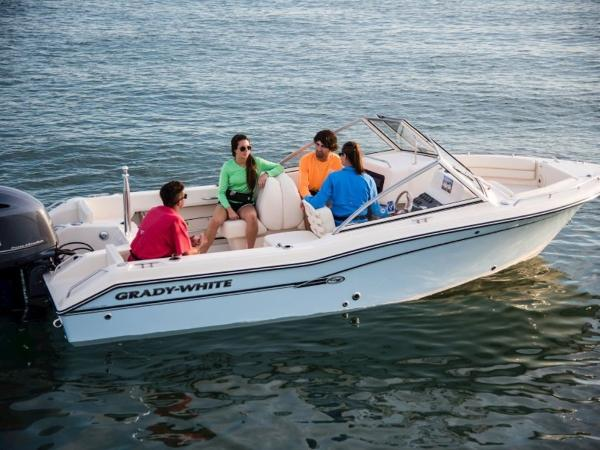2020 Grady-White boat for sale, model of the boat is Freedom 192 & Image # 6 of 17