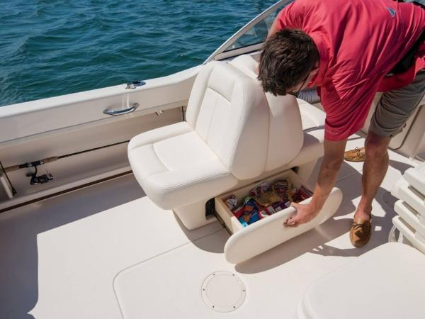 2020 Grady-White boat for sale, model of the boat is Freedom 192 & Image # 12 of 17