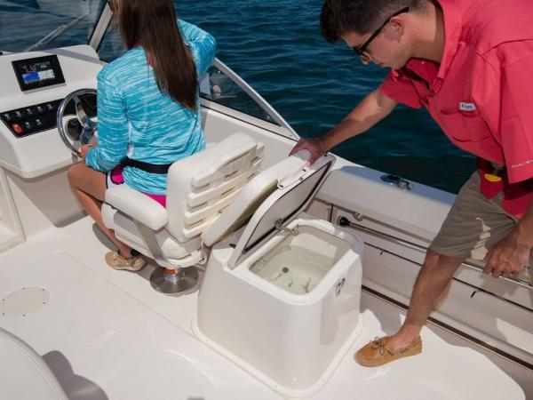 2020 Grady-White boat for sale, model of the boat is Freedom 192 & Image # 14 of 17