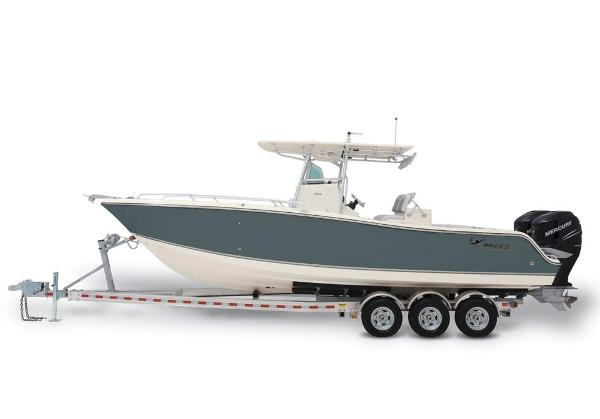 2020 Mako boat for sale, model of the boat is 284 CC & Image # 19 of 84