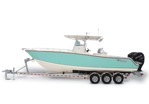 2020 Mako boat for sale, model of the boat is 284 CC & Image # 20 of 84