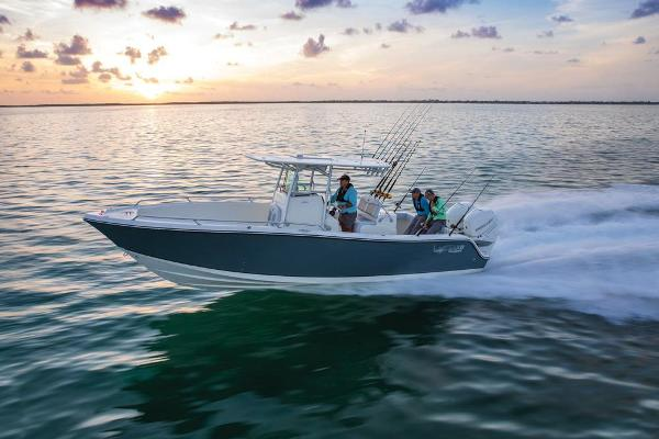2020 Mako boat for sale, model of the boat is 284 CC & Image # 2 of 84