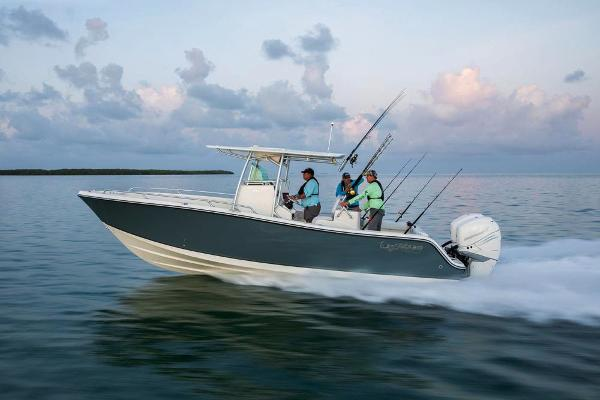 2020 Mako boat for sale, model of the boat is 284 CC & Image # 4 of 84