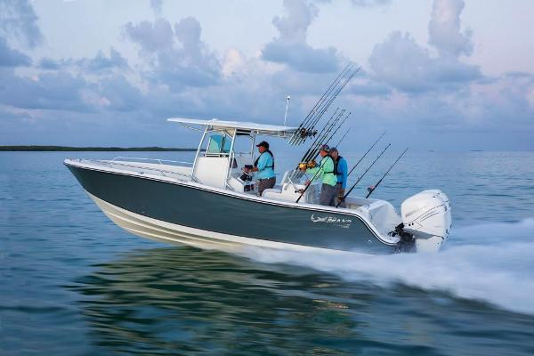 2020 Mako boat for sale, model of the boat is 284 CC & Image # 5 of 84