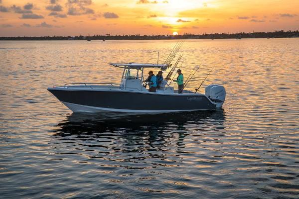2020 Mako boat for sale, model of the boat is 284 CC & Image # 3 of 84
