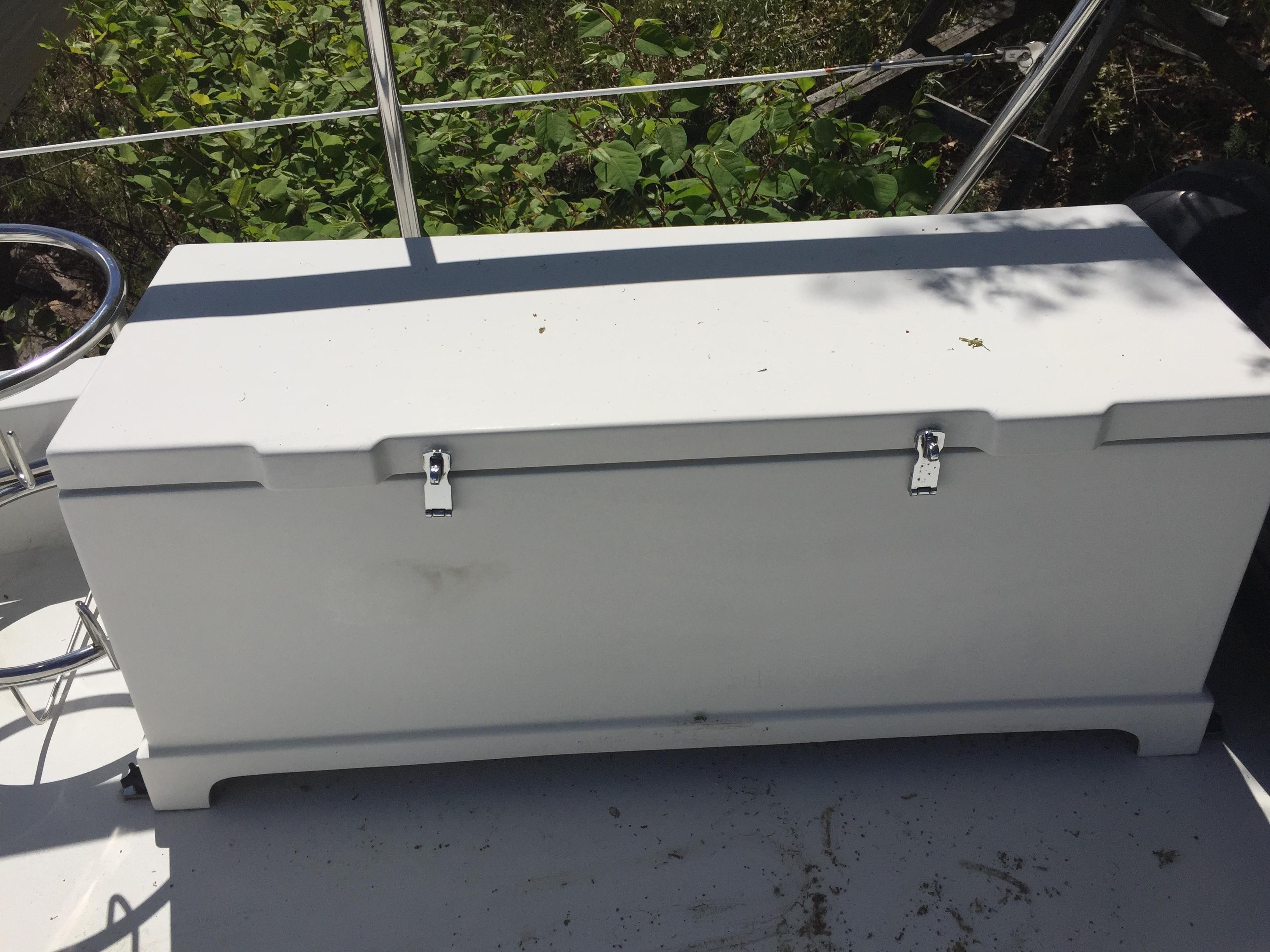 Forward Deck Locker #1