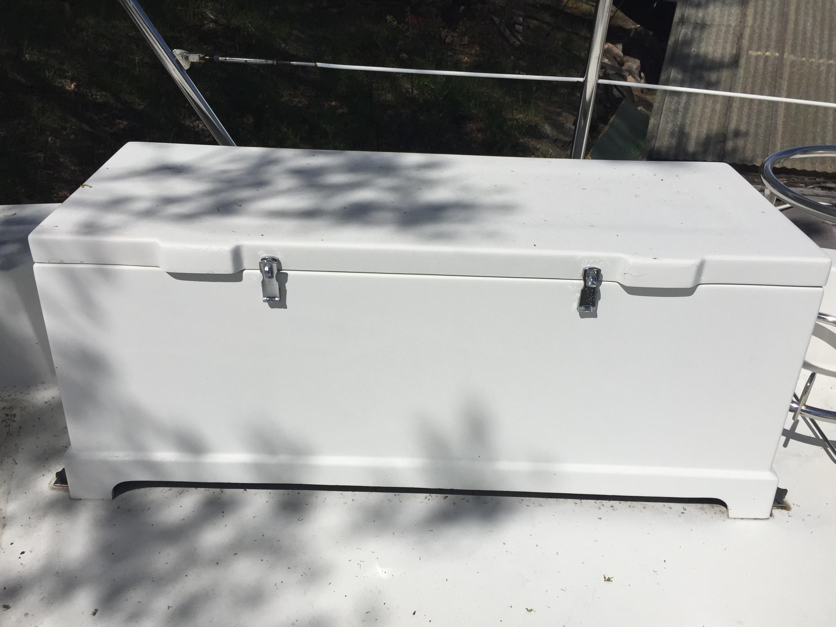Forward Deck Locker #2