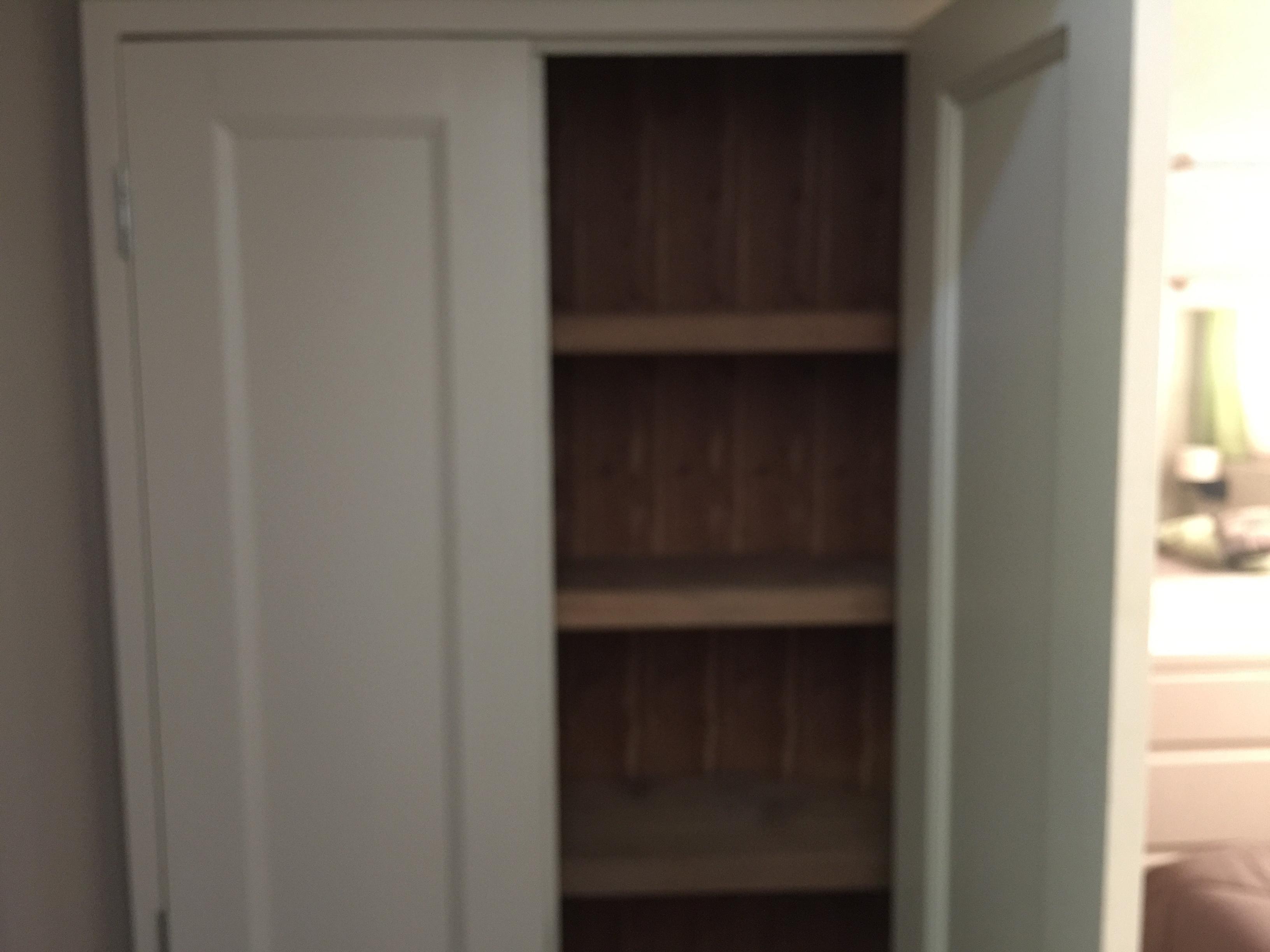 Forward Stateroom Closet