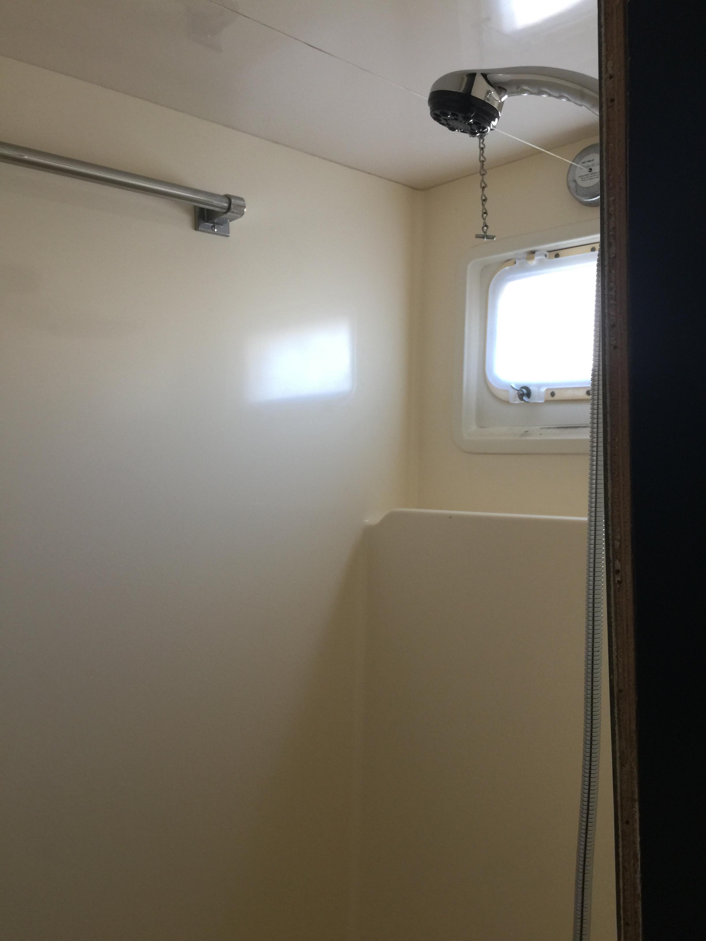 Forward Stateroom Shower
