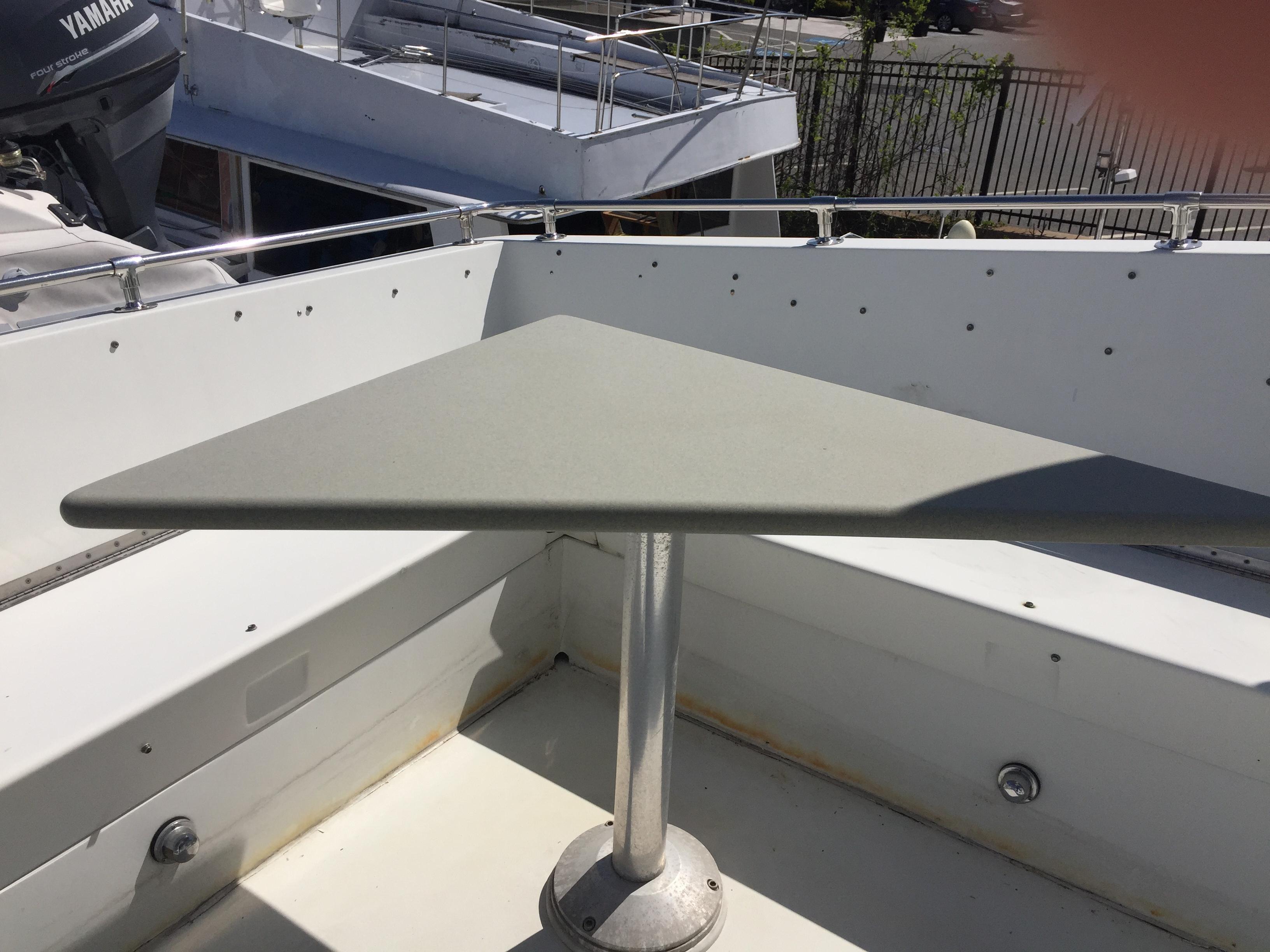 Flybridge Table #1