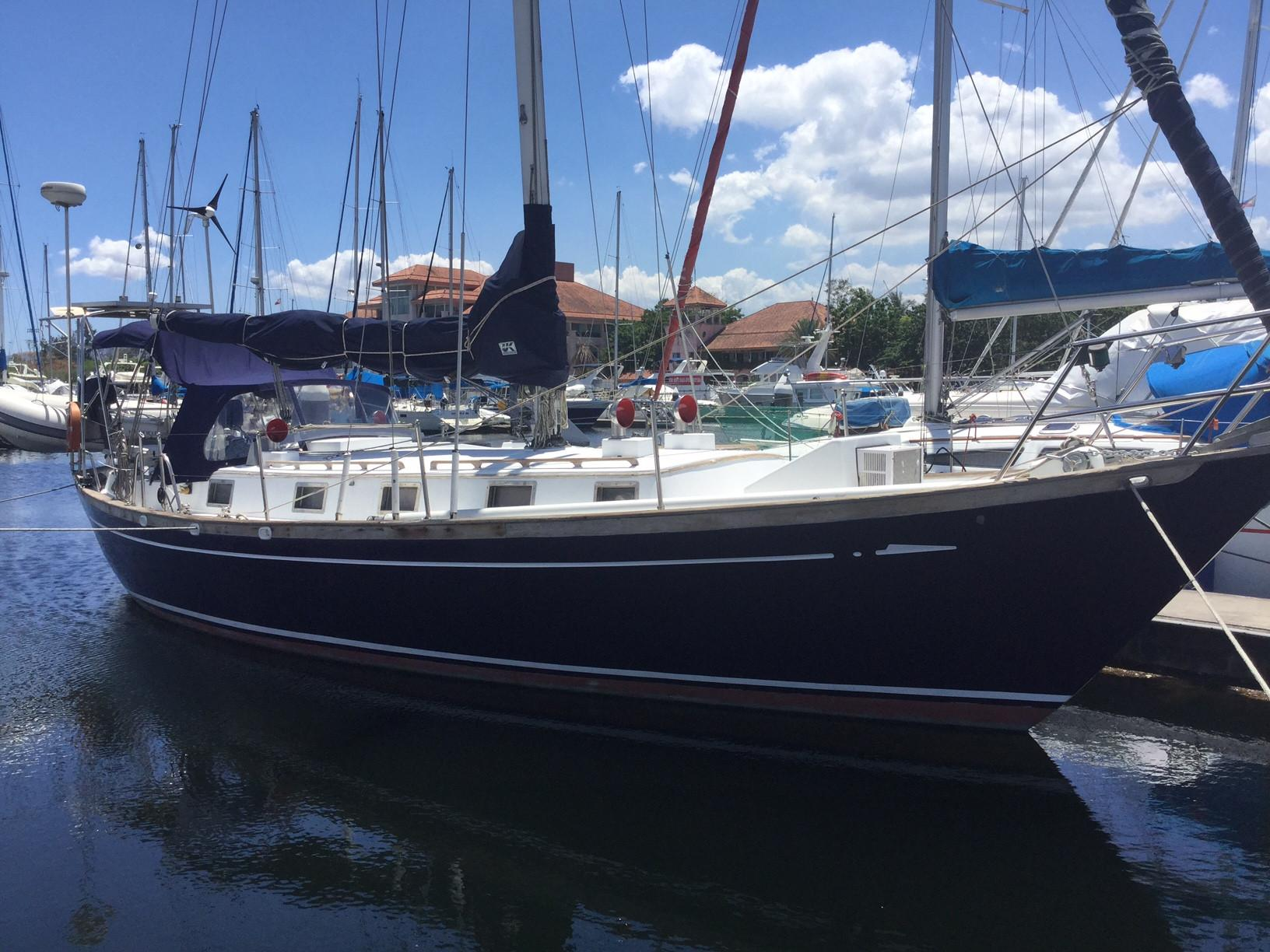Picture Of:  40' Robert Perry 41 1985Yacht For Sale   26