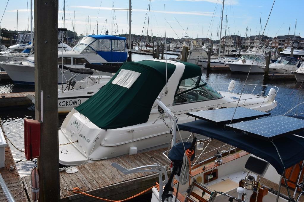 Sea Ray 310 Sundancer - Starboard