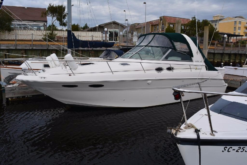 Sea Ray 310 Sundancer - Profile