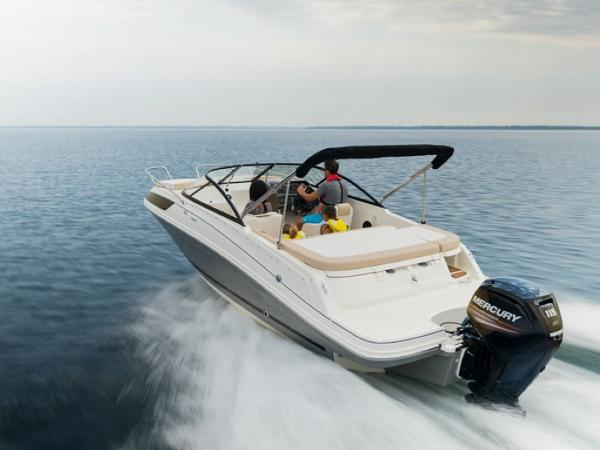 2020 Bayliner boat for sale, model of the boat is VR5 Cuddy & Image # 57 of 61