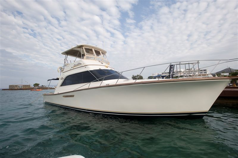 1987 ocean yachts 48 for sale for Ocean yachts 48 motor yacht for sale