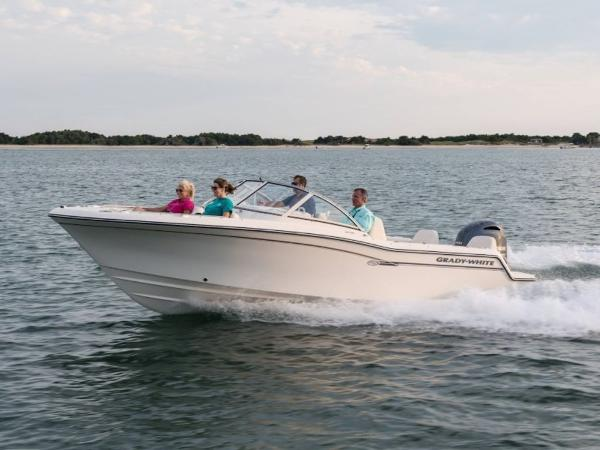 2020 Grady-White boat for sale, model of the boat is Freedom 215 & Image # 1 of 31