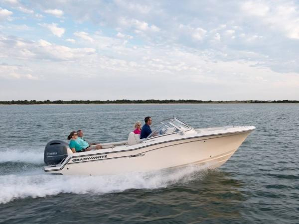 2020 Grady-White boat for sale, model of the boat is Freedom 215 & Image # 2 of 31