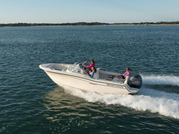 2020 Grady-White boat for sale, model of the boat is Freedom 215 & Image # 3 of 31