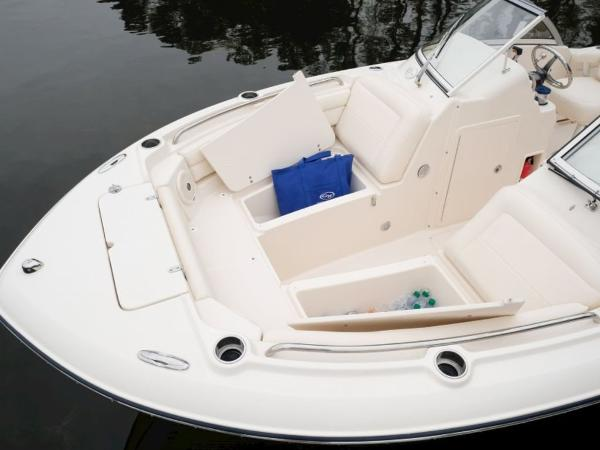 2020 Grady-White boat for sale, model of the boat is Freedom 215 & Image # 5 of 31