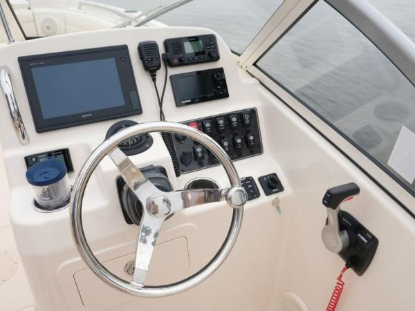 2020 Grady-White boat for sale, model of the boat is Freedom 215 & Image # 6 of 31
