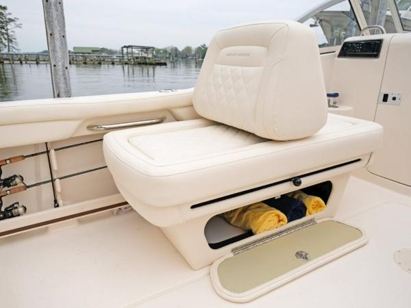 2020 Grady-White boat for sale, model of the boat is Freedom 215 & Image # 7 of 31