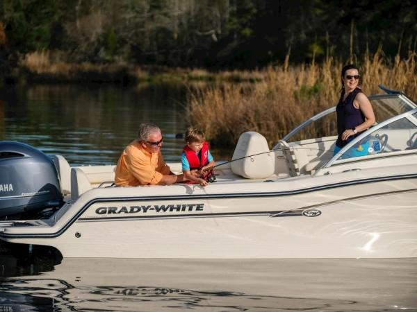 2020 Grady-White boat for sale, model of the boat is Freedom 215 & Image # 17 of 31