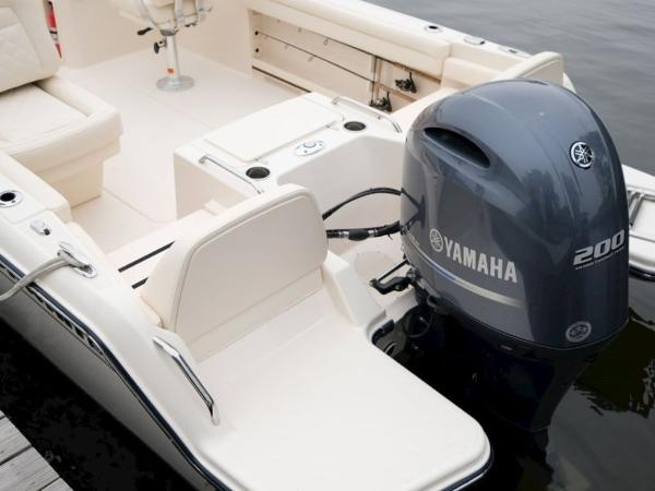 2020 Grady-White boat for sale, model of the boat is Freedom 215 & Image # 20 of 31