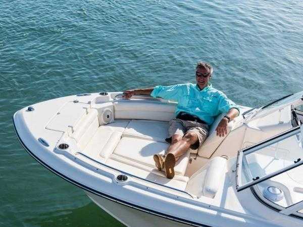 2020 Grady-White boat for sale, model of the boat is Freedom 215 & Image # 26 of 31