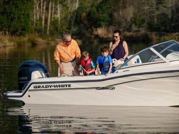 2020 Grady-White boat for sale, model of the boat is Freedom 215 & Image # 27 of 31