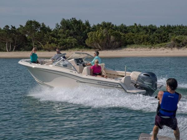 2020 Grady-White boat for sale, model of the boat is Freedom 215 & Image # 28 of 31