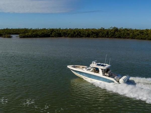 2020 Boston Whaler boat for sale, model of the boat is 380 Realm & Image # 21 of 87