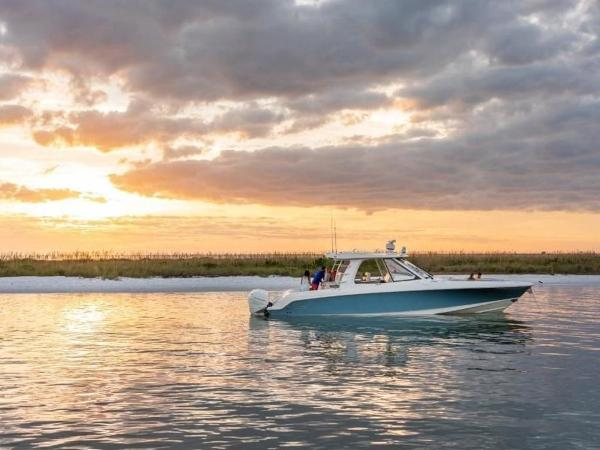 2020 Boston Whaler boat for sale, model of the boat is 380 Realm & Image # 23 of 87