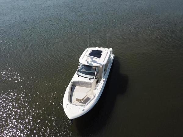 2020 Boston Whaler boat for sale, model of the boat is 380 Realm & Image # 29 of 87