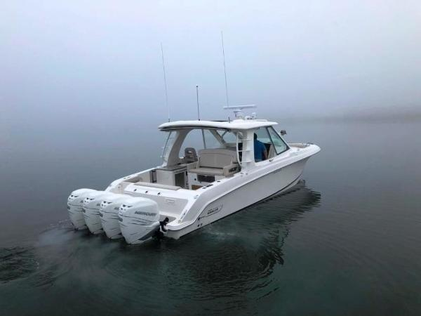 2020 Boston Whaler boat for sale, model of the boat is 380 Realm & Image # 31 of 87